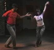 Salsa Tanzunterricht im Fogon